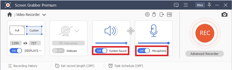sgpremium-select audio source step2
