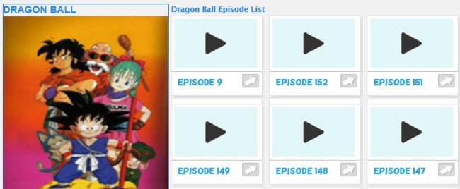 Dragon Ball Animeget