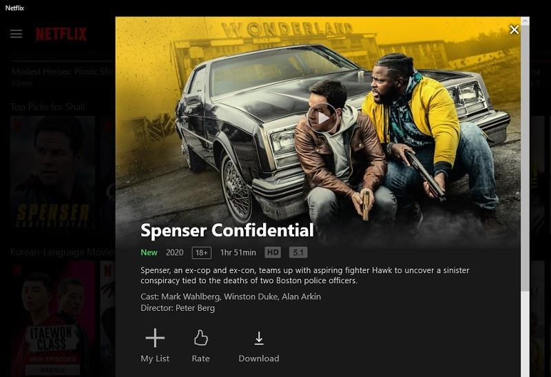 كيفية تنزيل أفلام Netflix للعرض دون اتصال