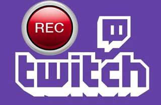 How to Record Twitch Stream on PC