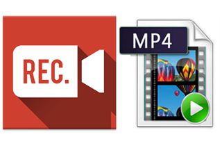 record video in mp4