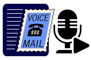 record voicemail message