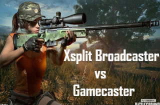 Xsplit's Broadcaster vs. Gamecaster Software
