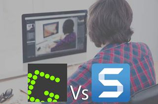 Comparison of Greenshot vs Snagit vs Free Screen Grabber