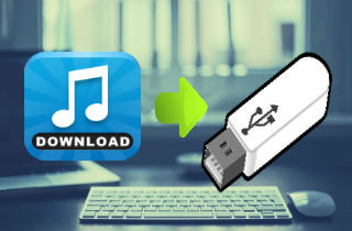 How to Download Songs to USB Flash Drive