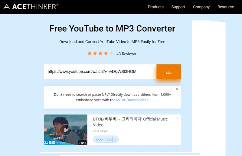Top 10 Sites Like Youtube Mp3 To Convert Youtube To Mp3