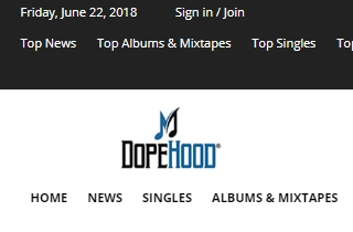 Top 10 Music Sites like Dopehood