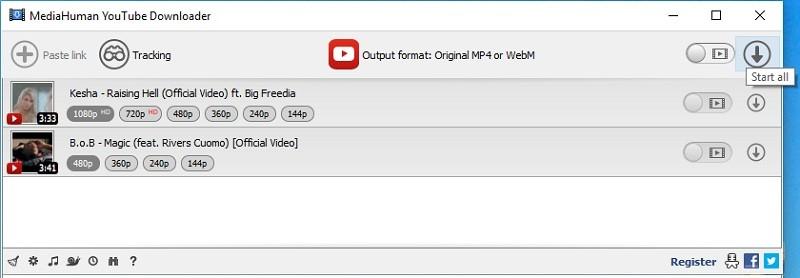 Mediahuman Playlist Downloader