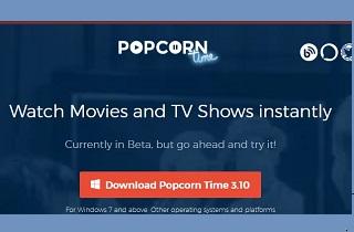 Websites wie Popcorn-Zeit