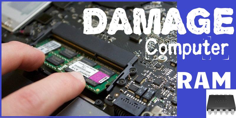 RAM ist beschädigt