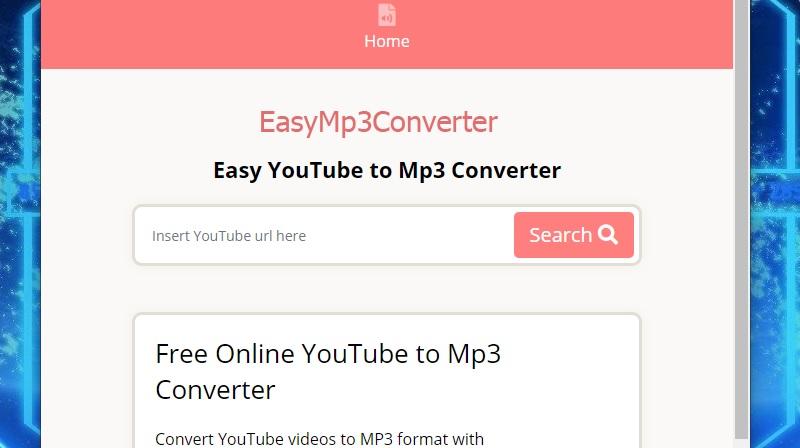 Download auf Audio easymp3converter