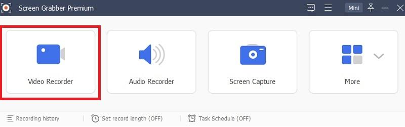 Video-Chat mit SGP-Oberfläche aufnehmen