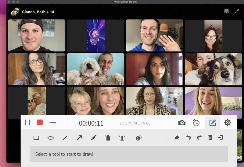 Video-Chat mit SGP-Download aufnehmen