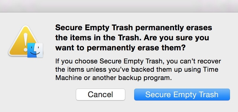 Datei dauerhaft löschen