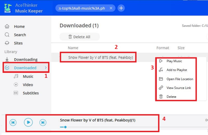 sites like soundcloud mk step4