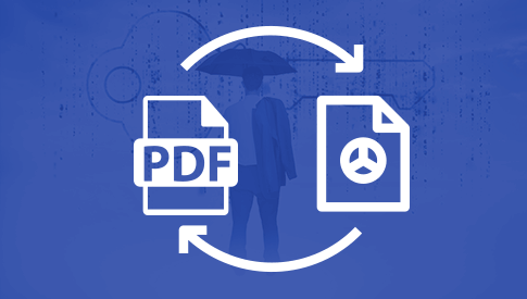 convert pdf to text