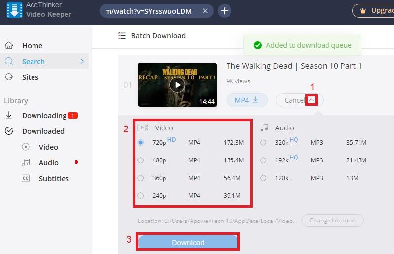 vk download tvshows