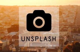 featured sites like unsplash