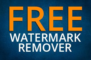Top 3 Free Watermark Removers