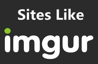 featured sites like Imgur
