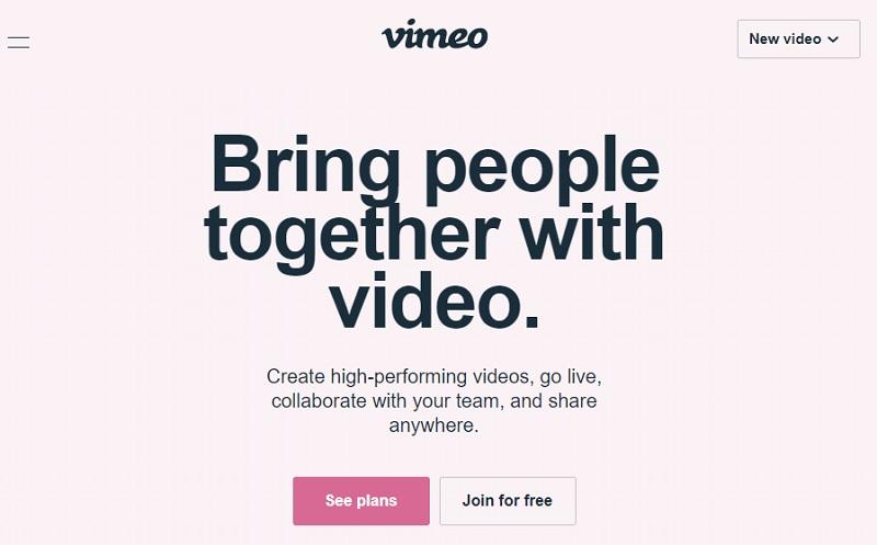 sites like videosurf vimeo