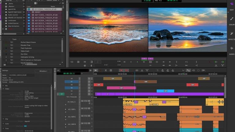 avid media composer editing feature