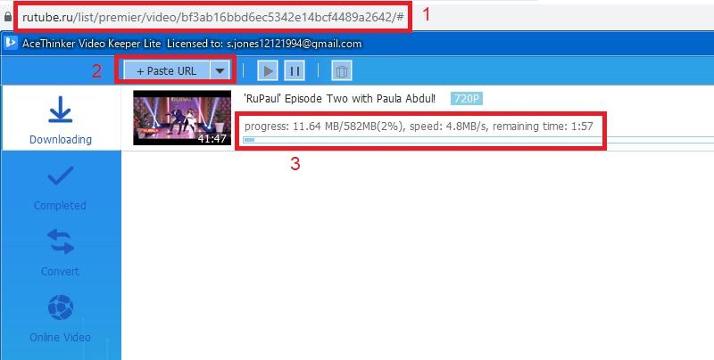 vklite download rutube step2