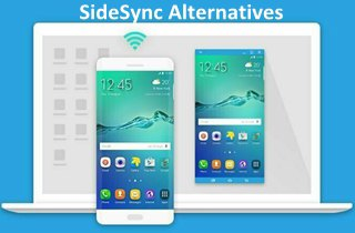 sidesync alternative