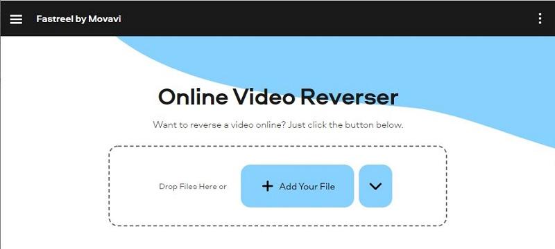 video playback fastreel step1