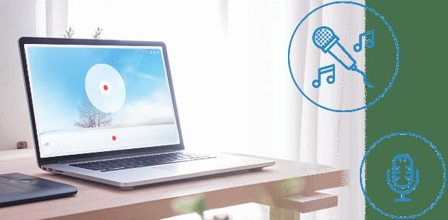 record audio online