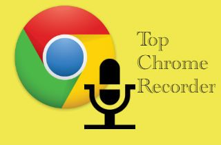 Best 5 Chrome MP3 Recorder to Record Any Audio