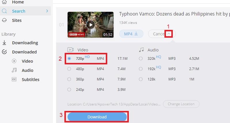 vk download bbc