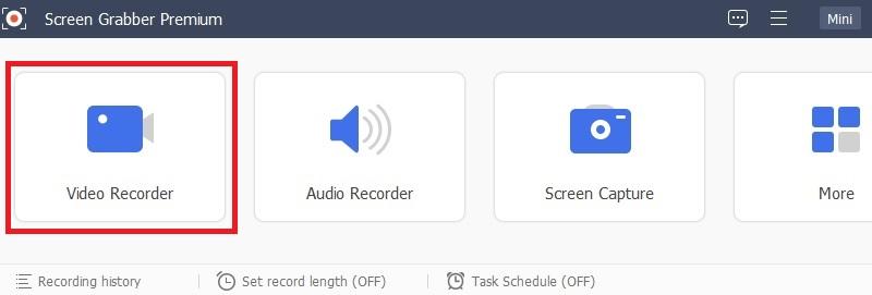 hulu recorder sgp interface