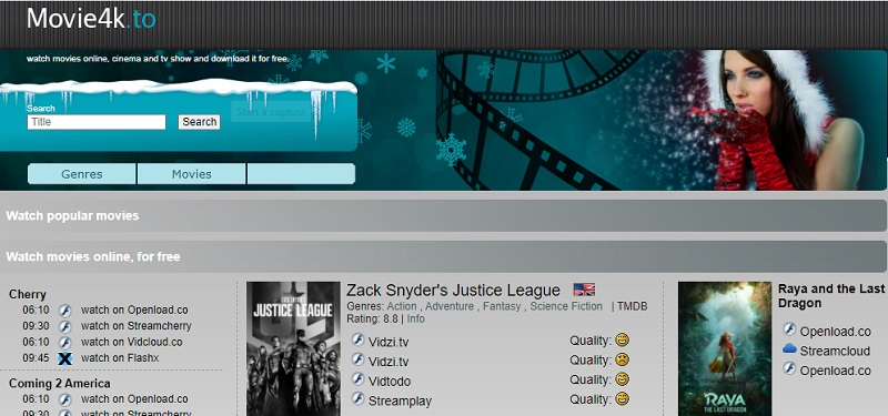 sites like 8movies movie4k