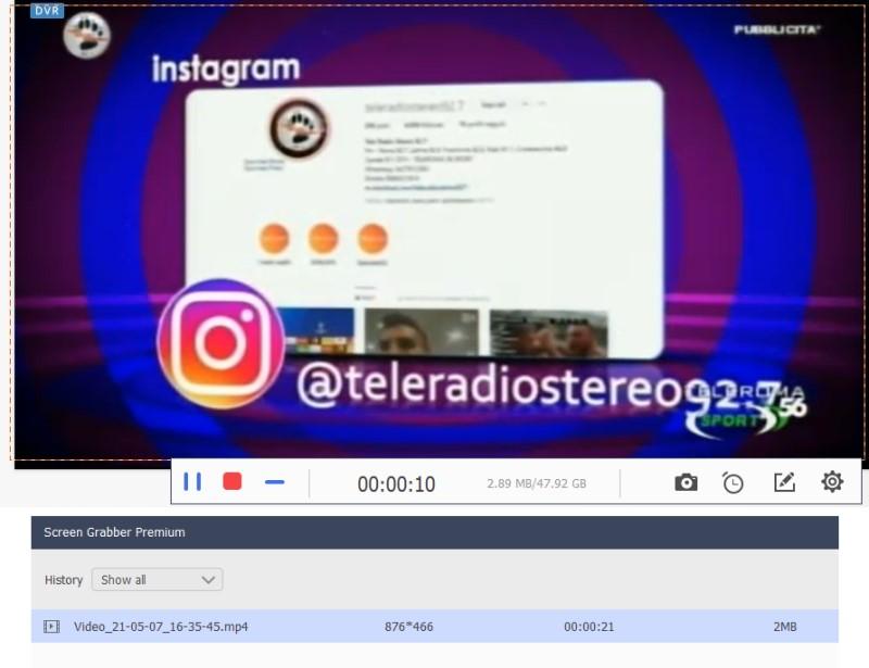 record live stream sports sgp step3