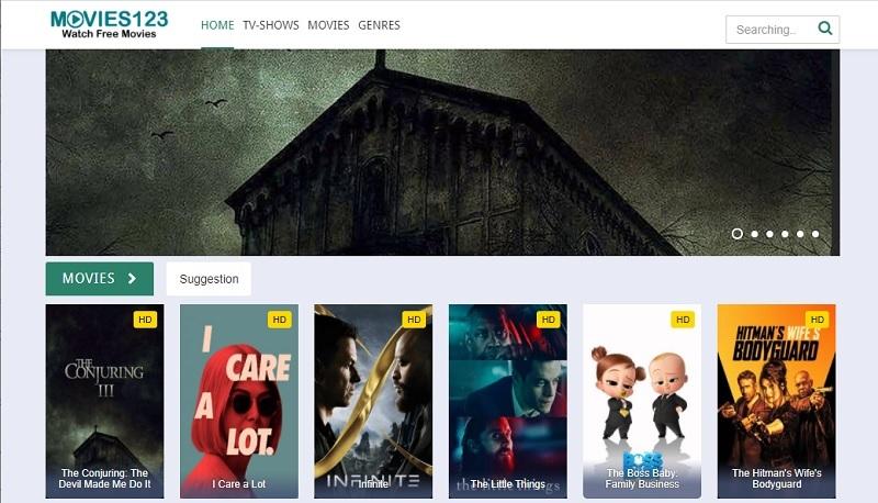 sites like vumoo movies123