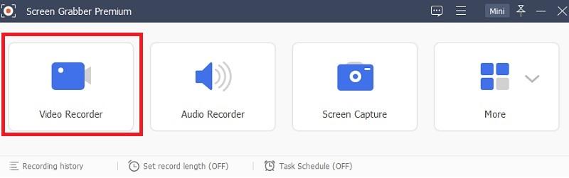 netflix recorder sgp interface