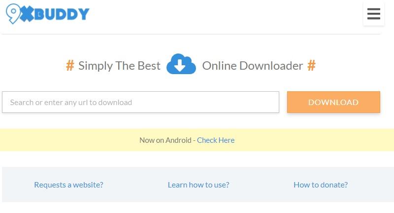 ViKi Downloader 9xbuddy