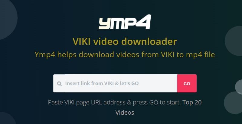 ViKi Downloader ymp4