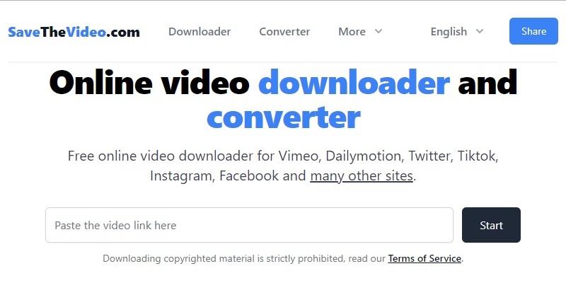 chrome video downloader save video