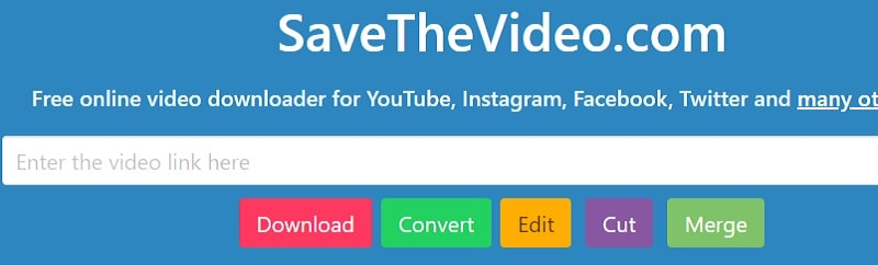 save the video