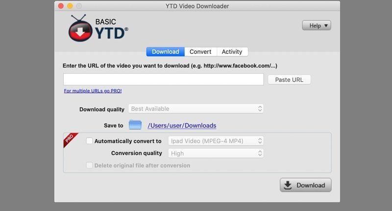 best video downloader for mac ytd downloader