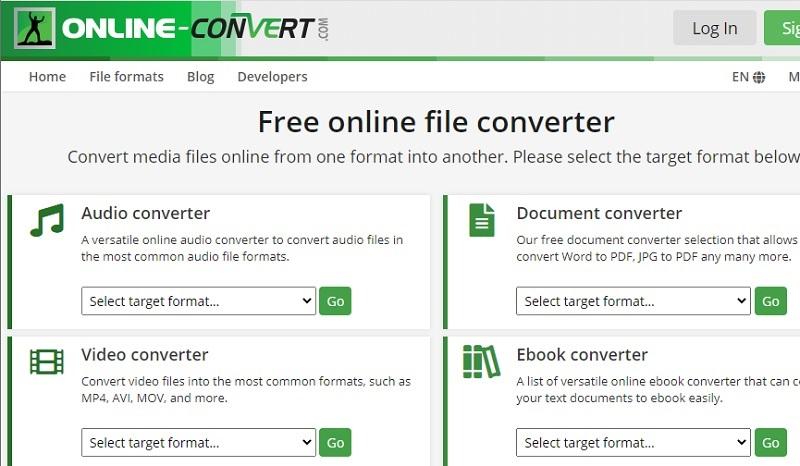 convert dailymotion online convert