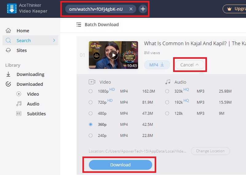 download hindi vk step2