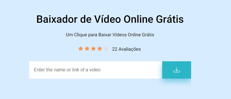 online downloader page