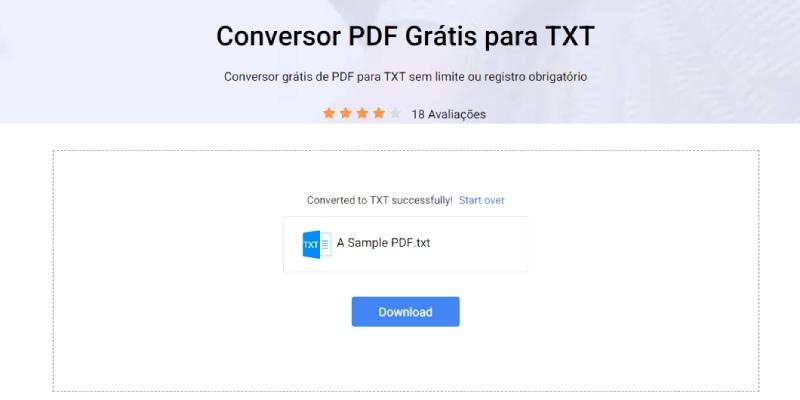 finish pdf conversion