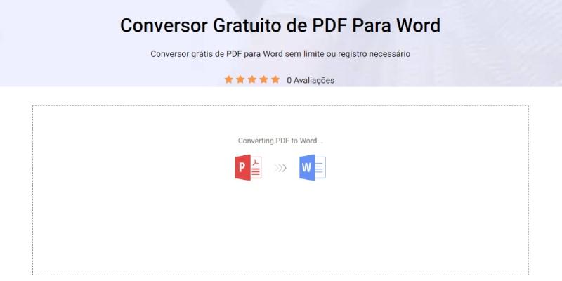 processing pdf conversion