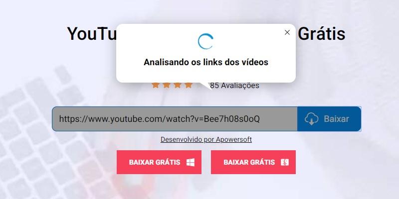 analyze youtube video