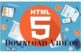 Top 2 Maneiras para Baixar Vídeos em HTML5