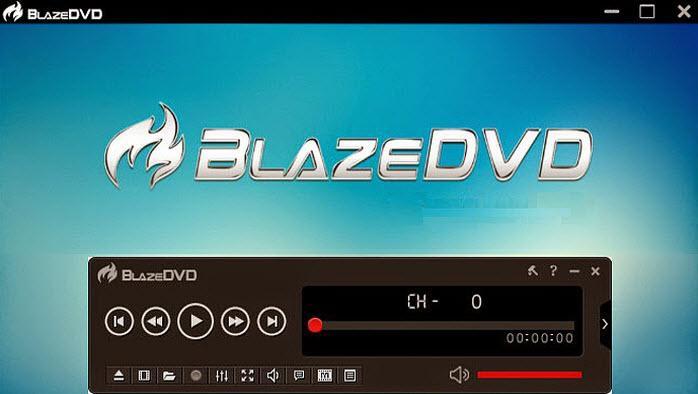 blaze-main-interface